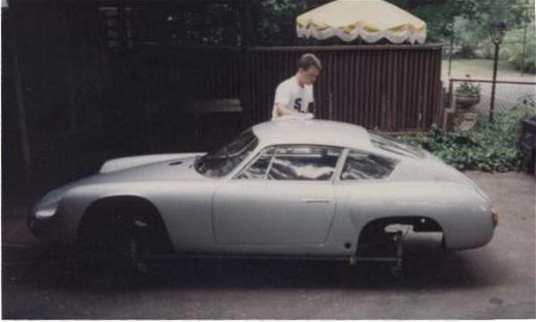 Jack Reuter And His Porsche Cliff Reuter Etceterini Com