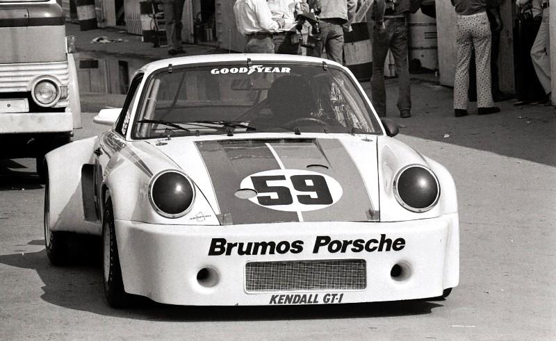 Etceterini Cliff Reuter Jerry Melton 1975 Camel GT ...