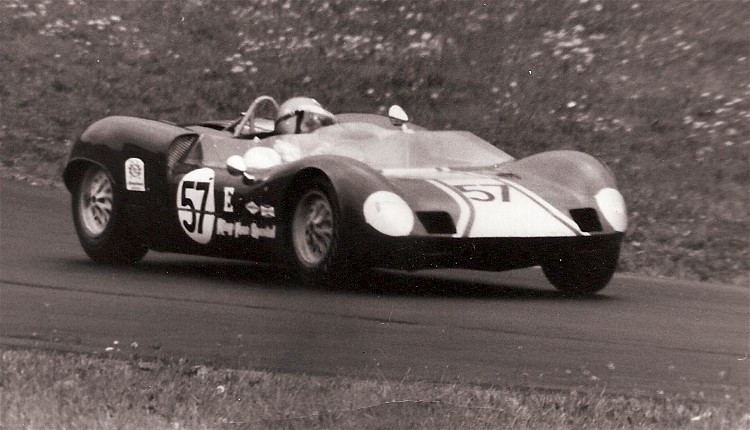 Etceterini Cliff Reuter Jerry Melton 1967 Mid Ohio 1968